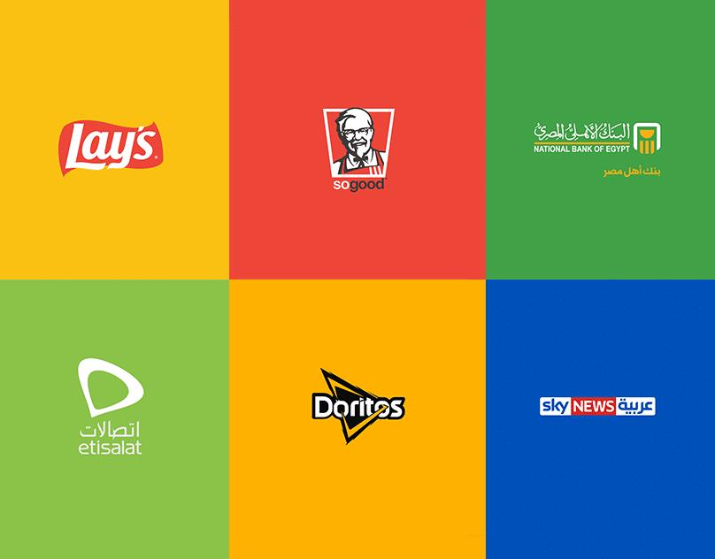 ماذا لو أصبحت شعارات أشهر الشركات العالمية فلات؟ 2